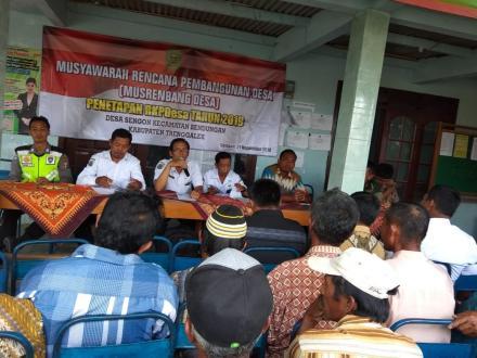 Rapat Penetapan RKP Desa Tahun 2019